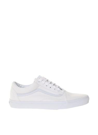 Vans Vans Vn000D3Hw001 Old Skool Lifestyle Ayakkabı Beyaz